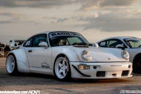 RWB Porsche 964 Turbo