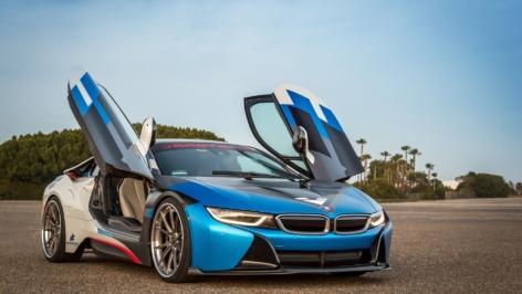 Vorsteiner BMW i8 VR-E Program