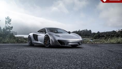 Vorsteiner McLaren VX Wing