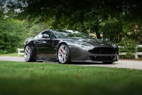 Aston Martin V12 Vantage on Vorsteiner V-SF 001
