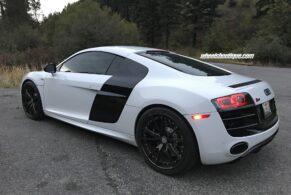 Audi R8 V10 on HRE S104
