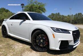 Audi TTRS (Mk3) on HRE P101