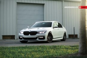 BMW 740i (G11/G12) on ANRKY AN39