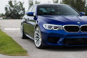 BMW F90 M5 on HRE P200