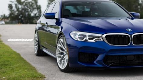 BMW F90 M5 on HRE P200