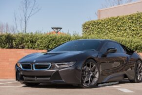 BMW i8 on Vorsteiner VFE 401