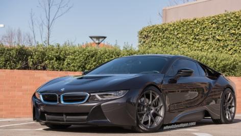 BMW i8 on Vorsteiner VFE 401