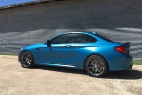 BMW M2 on HRE R101