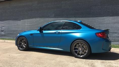 BMW M2 on HRE R101