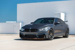 BMW M4 GTS on HRE R101 LW