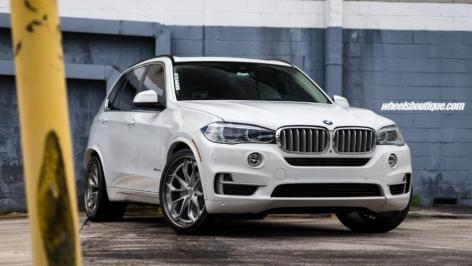 BMW X5 on HRE S201H