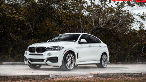 BMW X6 M-Sport on ANRKY AN34