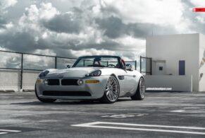 BMW Z8 on ANRKY Wheels AN39