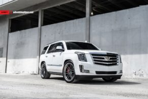 Cadillac Escalade on ANRKY AN36