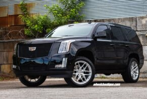 Cadillac Escalade on HRE P161