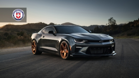 Chevy Camaro SS on HRE RS205M