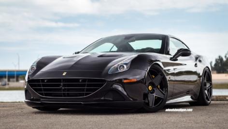 Ferrari California T on HRE 505M