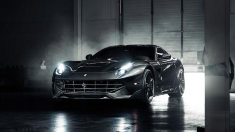 Ferrari F12 on HRE S207