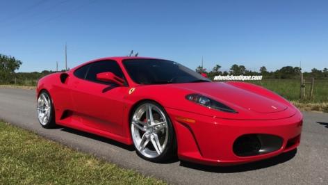 Ferrari F430 on ANRKY AN27