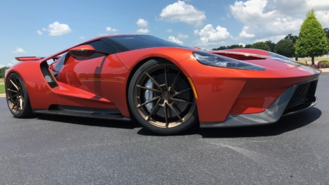 Ford GT (2017) on ANRKY AN13