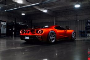 Ford GT (2017) on ANRKY AN33
