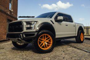 Ford Raptor on HRE P161 (SunKist)