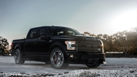 Ford Shelby F-150 SuperSnake on HRE S267H