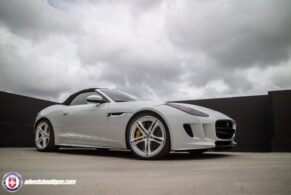 Jaguar F-Type R AWD on HRE S207