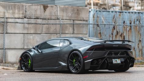 Lamborghini Huracan AN23