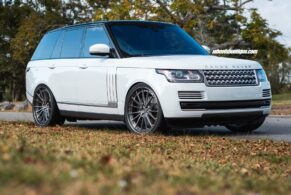 Range Rover on ANRKY AN39