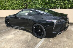 Lexus LC500 on HRE P207