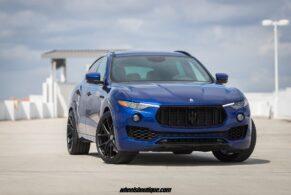 Maserati Levante on HRE P101