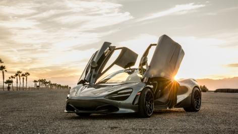 McLaren 720S on ANRKY AN31