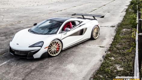 McLaren 570S on HRE P103