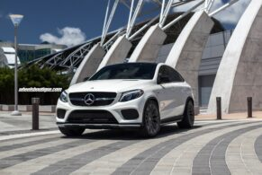 Mercedes GLE43 AMG Coupe on HRE P200