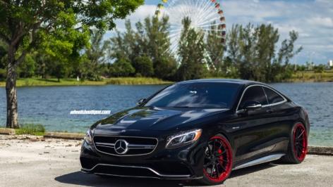 Mercedes Benz on ANRKY AN33