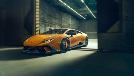 Novitec – Lamborghini Huracan Performante