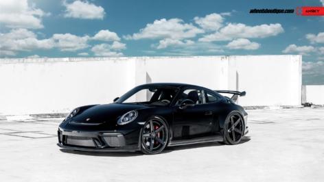 Porsche 991.2 GT3 on ANRKY AN35