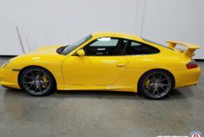 Porsche 996 GT3 on HRE P101