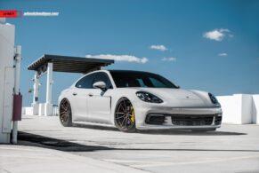 Porsche Panamera on ANRKY AN34