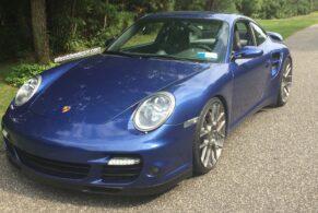 Porsche Turbo on ADV7 MV2 SL
