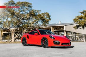 Porsche Turbo on ANRKY AN33