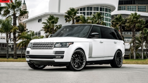 Range Rover on ANRKY AN30