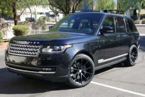 Range Rover on HRE P204