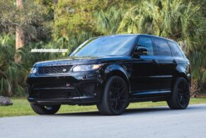 Range Rover Sport SVR on ADV7 MV1 CS