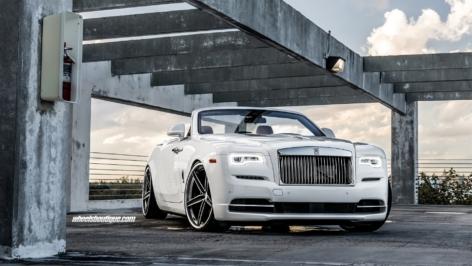 Rolls Royce Dawn on ANRKY AN35