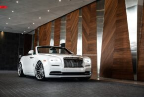 Rolls Royce Dawn on ANRKY Wheels AN19