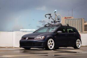 VW GTI on Rotiform ROC