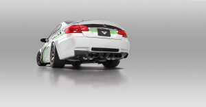 E92 & E93 M3 VRS GTS-V Aero Performance Rear Diffuser
