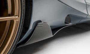 Silverstone Edition Aero Side Blades